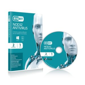 ESET NOD32 Antivirus Full ITA 2 Pc