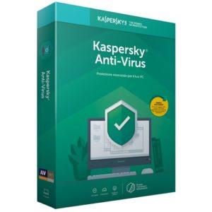 Kaspersky Antivirus 2019 1Pc 1Anno