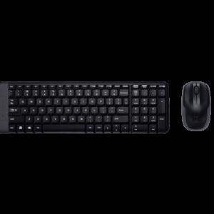 Logitech Tastiera Wireless Combo MK220