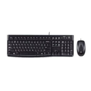 Logitech Tastiera e Mouse USB_4