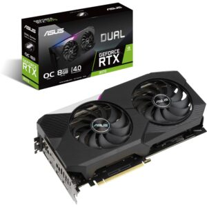 ASUS NVIDIA SVGA DUAL-RTX3070-O8G 8GB GDDR6_3